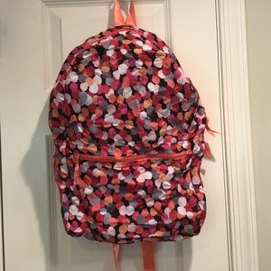 Vera Bradley packable backpack